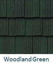 Shake XD - Woodland Green